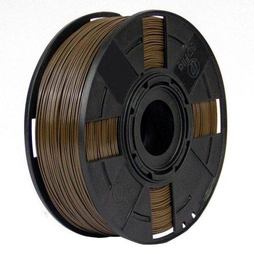 Filamento ABS Premium+ - Marrom Imperador - 3D Fila - 1.75mm - 250g