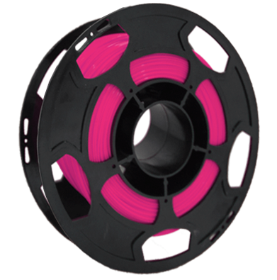 Filamento ABS Premium - Pink - 3D Lab - 1.75mm - 500g