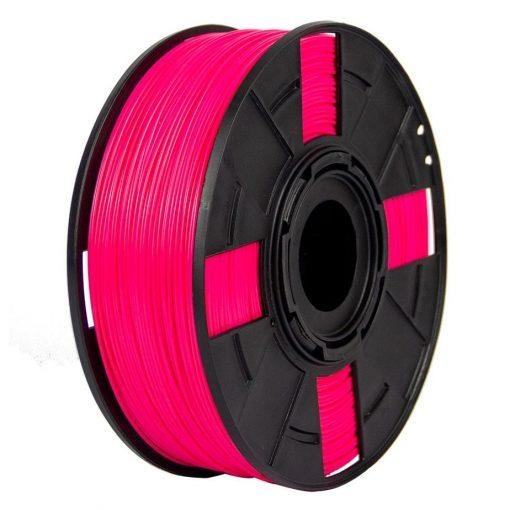 Filamento ABS Premium+ - Rosa Choque - 3D Fila - 1.75mm - 500g