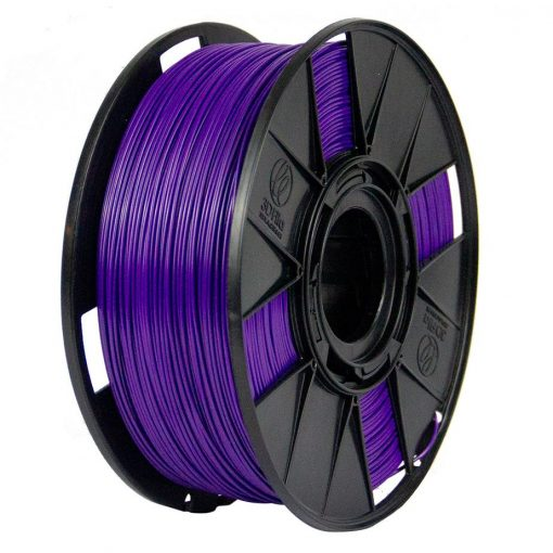Filamento ABS Premium+ - Roxo Titânio - 3D Fila - 1.75mm - 500g
