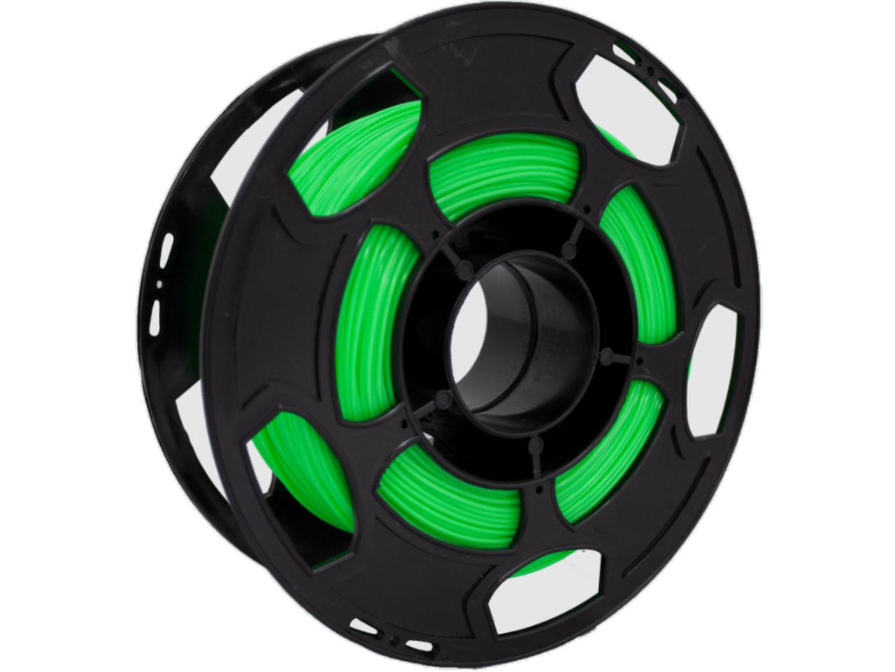 Filamento ABS Premium - Verde Limão - 3D Lab - 1.75mm - 500g