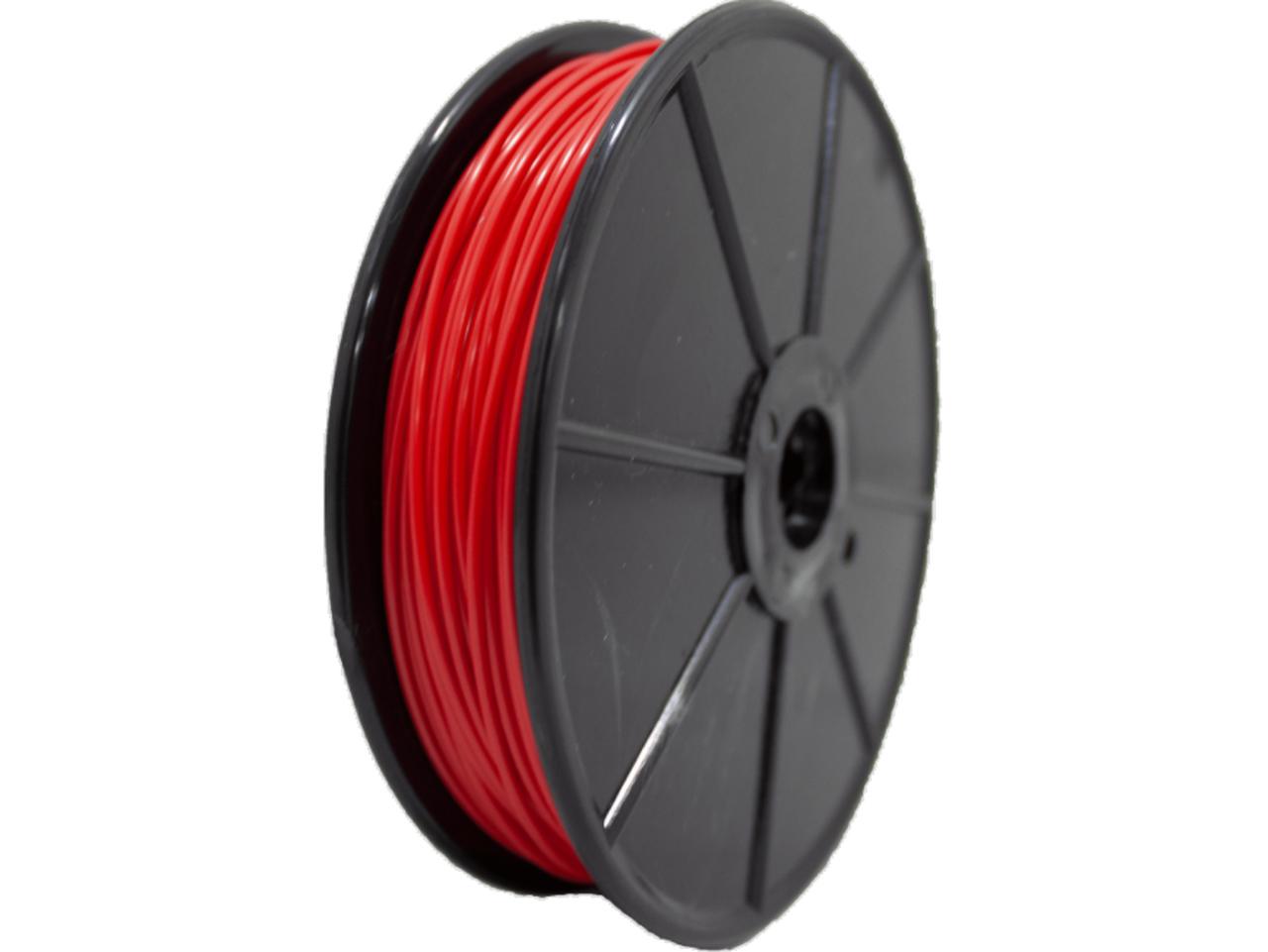 Filamento ABS Premium - Vermelho - 3D Lab - 1.75mm - 200g