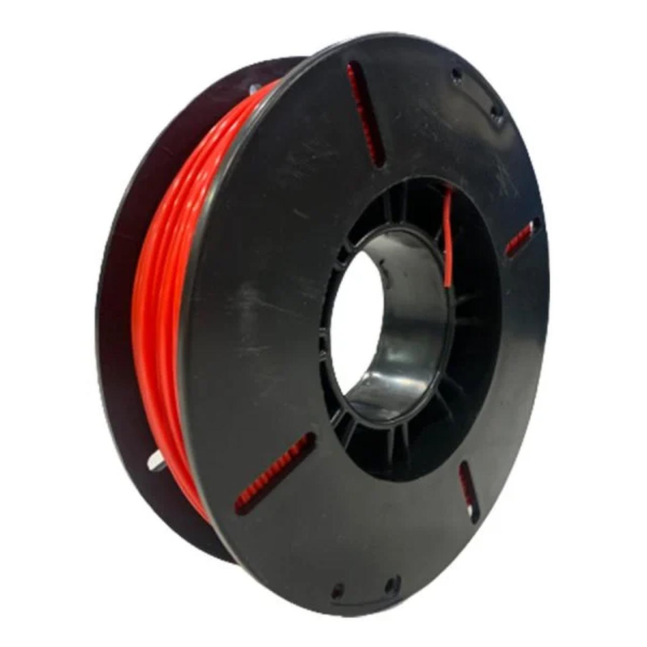 Filamento ABS Premium - Vermelho Ferrari - 3D Lab - 1.75mm - 200g