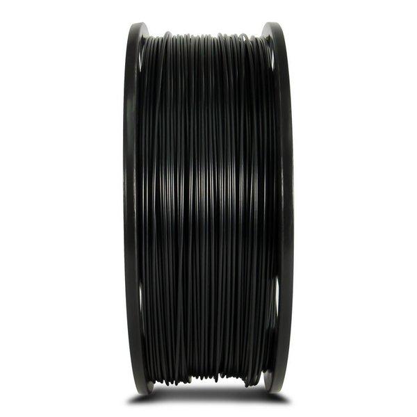 Filamento ABS - Preto extra brilho - Premium - GTMax 3D - 1.75mm - 1KG
