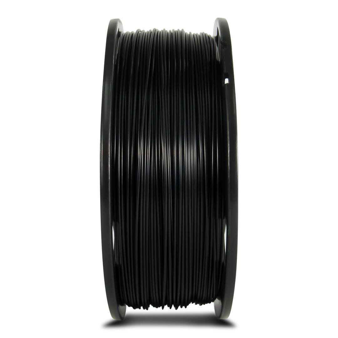 Filamento ABS - Preto Fosco - Premium - GTMax 3D - 1.75mm - 1KG
