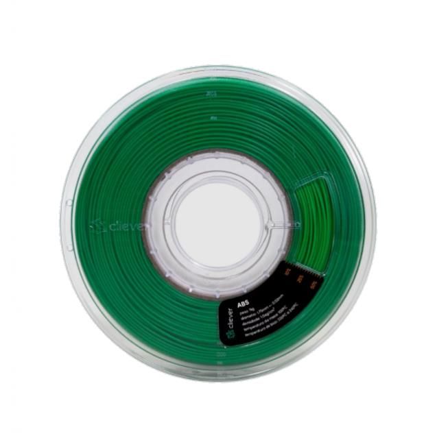 Filamento ABS - Verde - Cliever - 1.75mm - 1kg