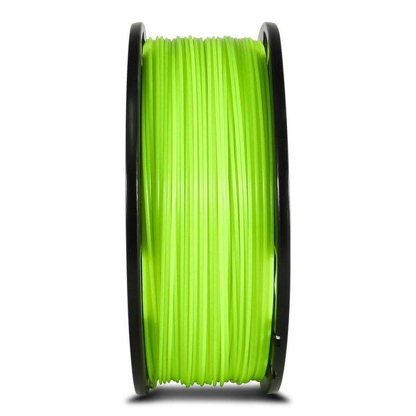 Filamento ABS - Verde Fluorescente - Premium - GTMax 3D - 1.75mm - 1KG
