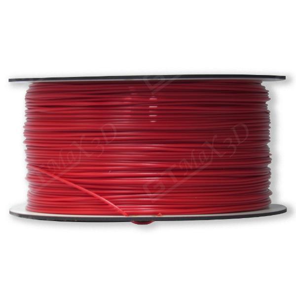 Filamento ABS- Vermelho - Premium MG94 - GTMax 3D - 1.75mm - 1KG