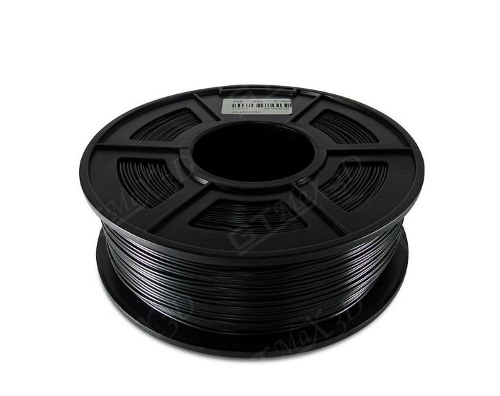 Filamento ASA - Preto - GTMax 3D - 1.75 mm - 1 KG