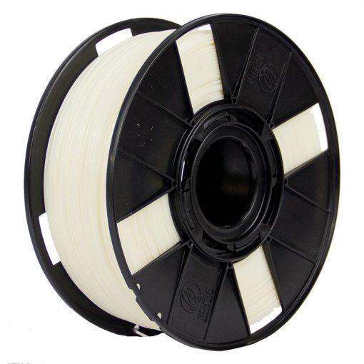 Filamento Flexível TPU - Branco - 3D Fila - 1.75mm - 1KG