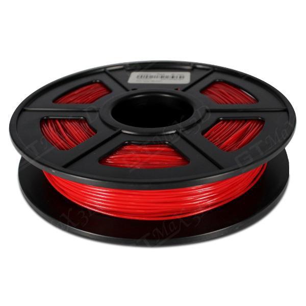 Filamento Flexível TPU - Vermelho - GTMax3D - 1.75mm - 500g