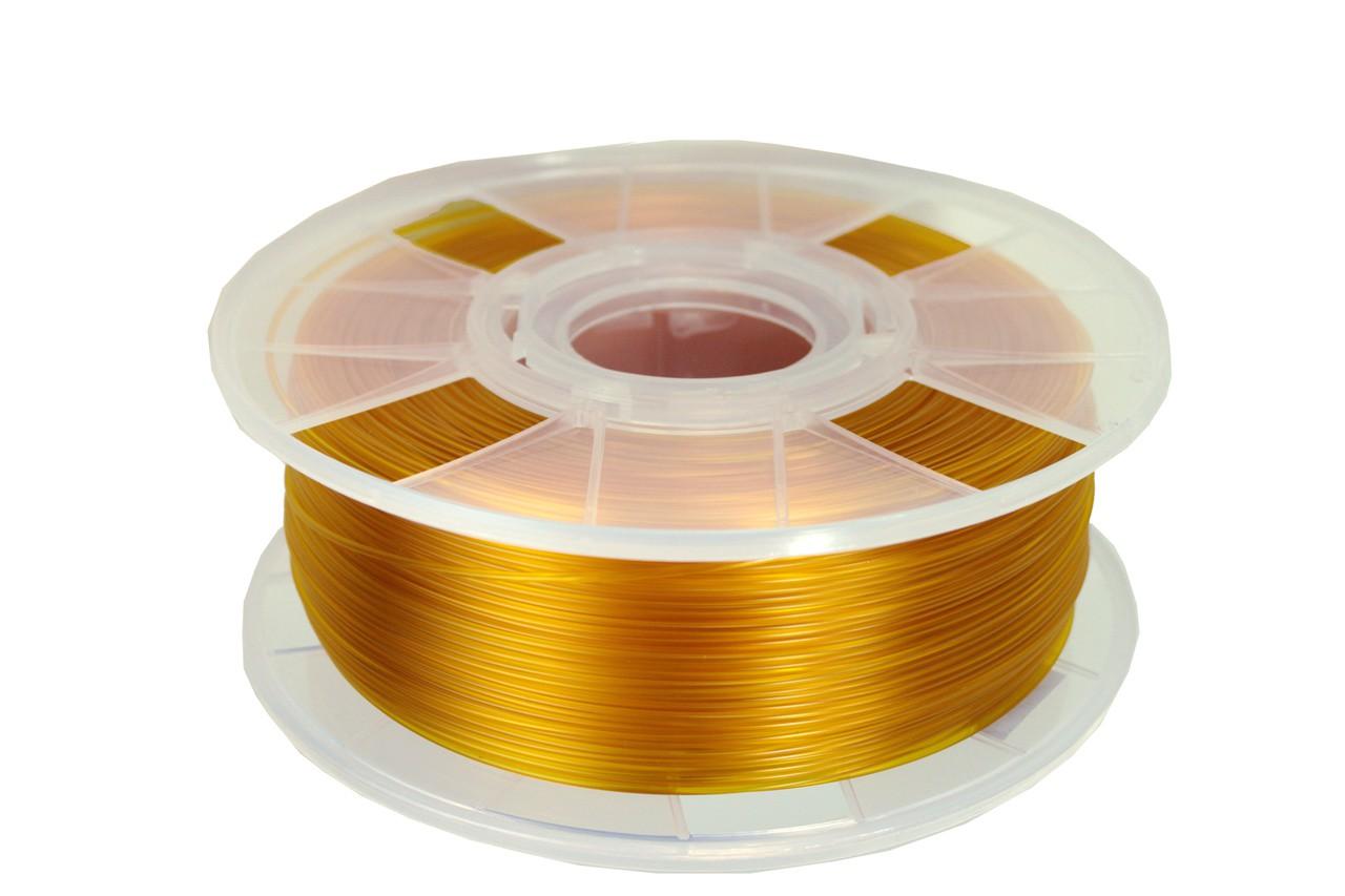 Filamento PETG - Amarelo - Cliever - 1.75mm - 1kg