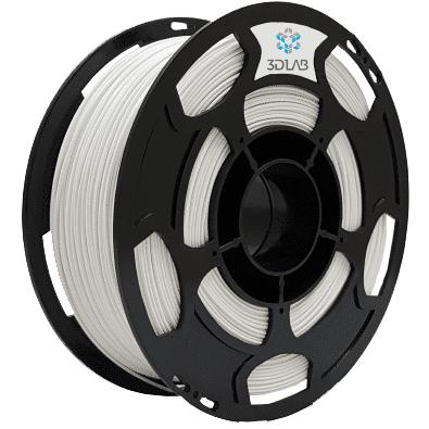 Filamento PETG - Branco - 3D Lab - 1.75mm - 1kg