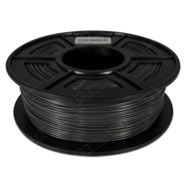 Filamento PETG - Cinza - PETG  - GTMax 3D - 1.75 mm - 1 KG