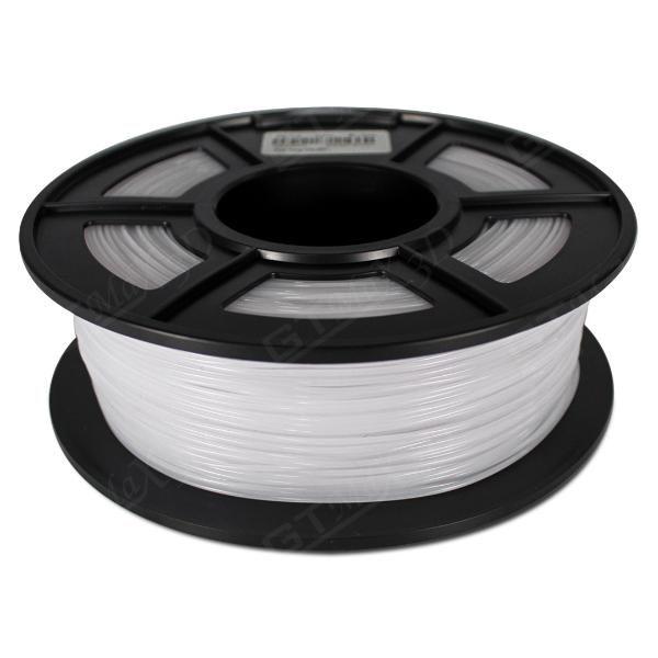 Filamento PETG - Branco - PETG  - GTMax 3D - 1.75 mm - 1 KG