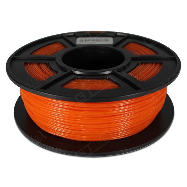 Filamento PETG - Laranja - PETG  - GTMax 3D - 1.75 mm - 1 KG