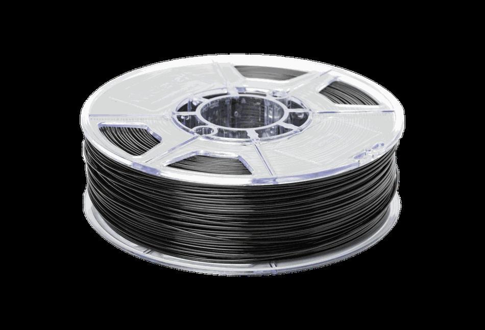 Filamento PETG - Preto - Cliever - 1.75mm - 1kg
