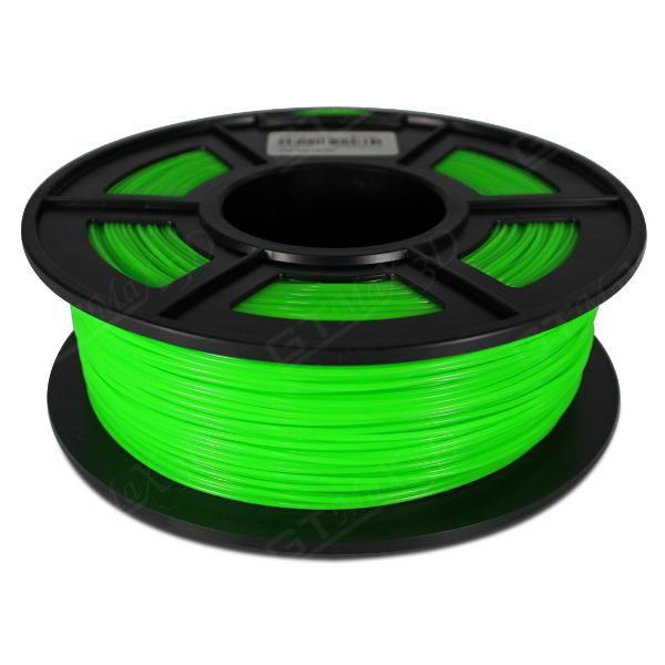 Filamento PETG - Verde - PETG  - GTMax 3D - 1.75 mm - 1 KG