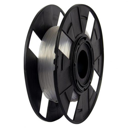 Filamento PETG XT - Glass Colorless - 3D Fila - 1.75mm - 250 gramas