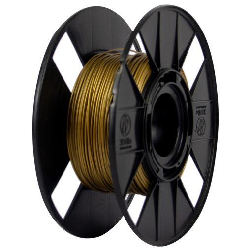 Filamento PETG XT - Gold Metal - 3D Fila - 1.75mm - 250 gramas
