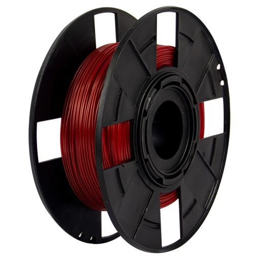 Filamento PETG XT - Red Metal - 3D Fila - 1.75mm - 500 gramas