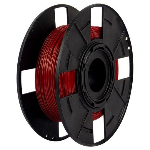 Filamento PETG XT - Red Metal - 3D Fila - 1.75mm - 500 gramas