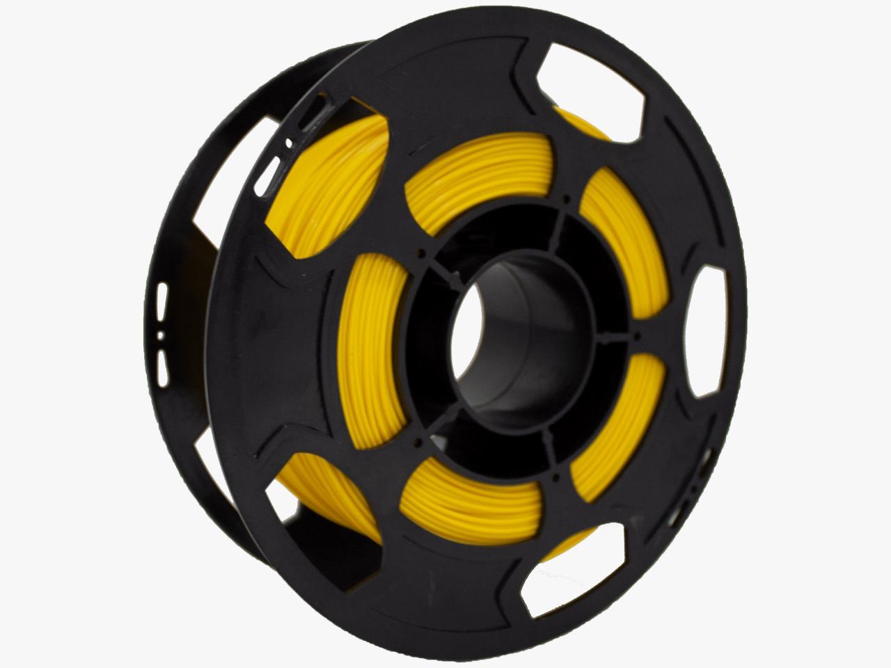 Filamento PLA - Amarelo - 3D Lab - 1.75mm - 500g
