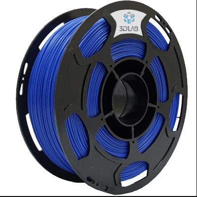 Filamento PLA - Azul - 3D Lab - 1.75mm - 1kg