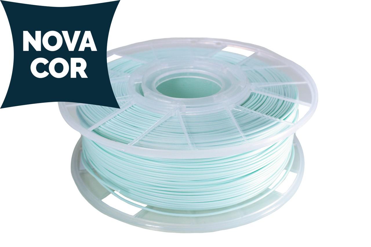 Filamento PLA - Azul Céu - Cliever - 1.75mm - 1kg