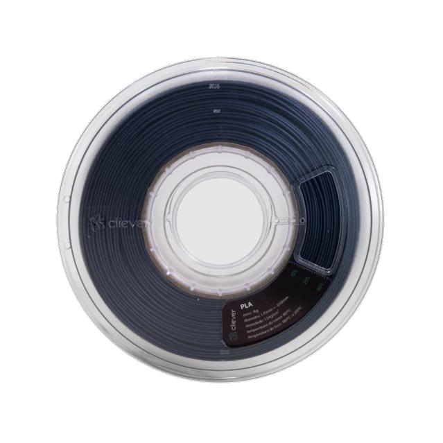Filamento PLA - Azul Escuro Perolado - Cliever - 1.75mm - 1kg