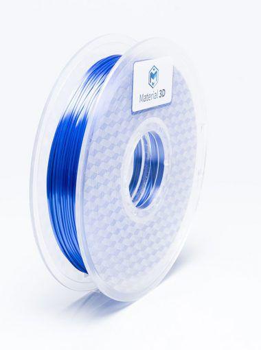 Filamento PLA - Metall Azul Violeta - Material 3D -  1.75mm - 500g
