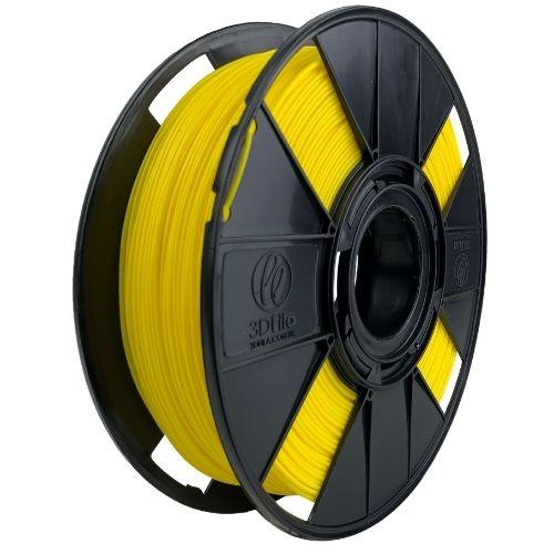 Filamento PLA Basic - Amarelo - 3D Fila - 1.75mm - 1KG