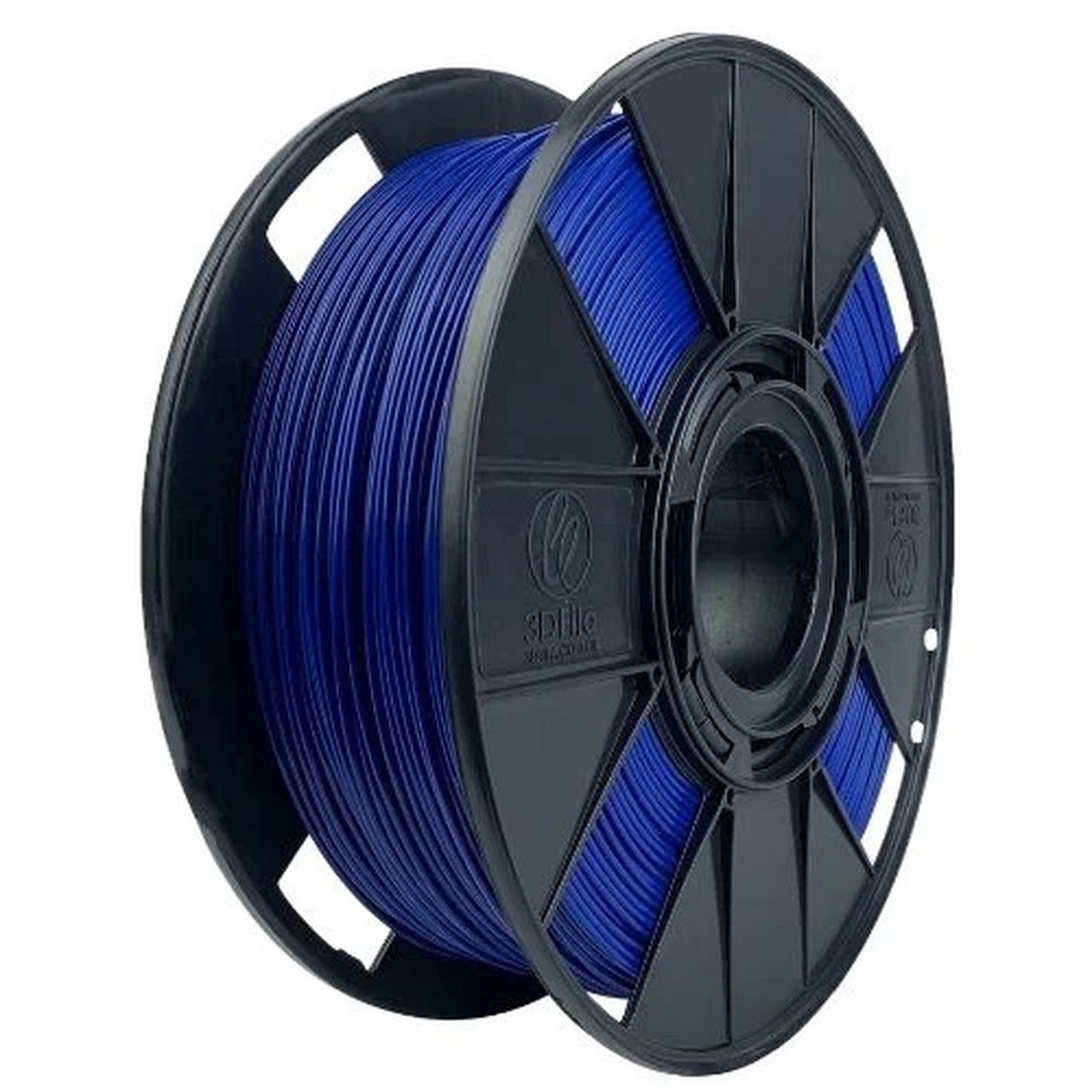 Filamento PLA Basic - Azul Caneta - 3D Fila - 1.75mm - 1kg