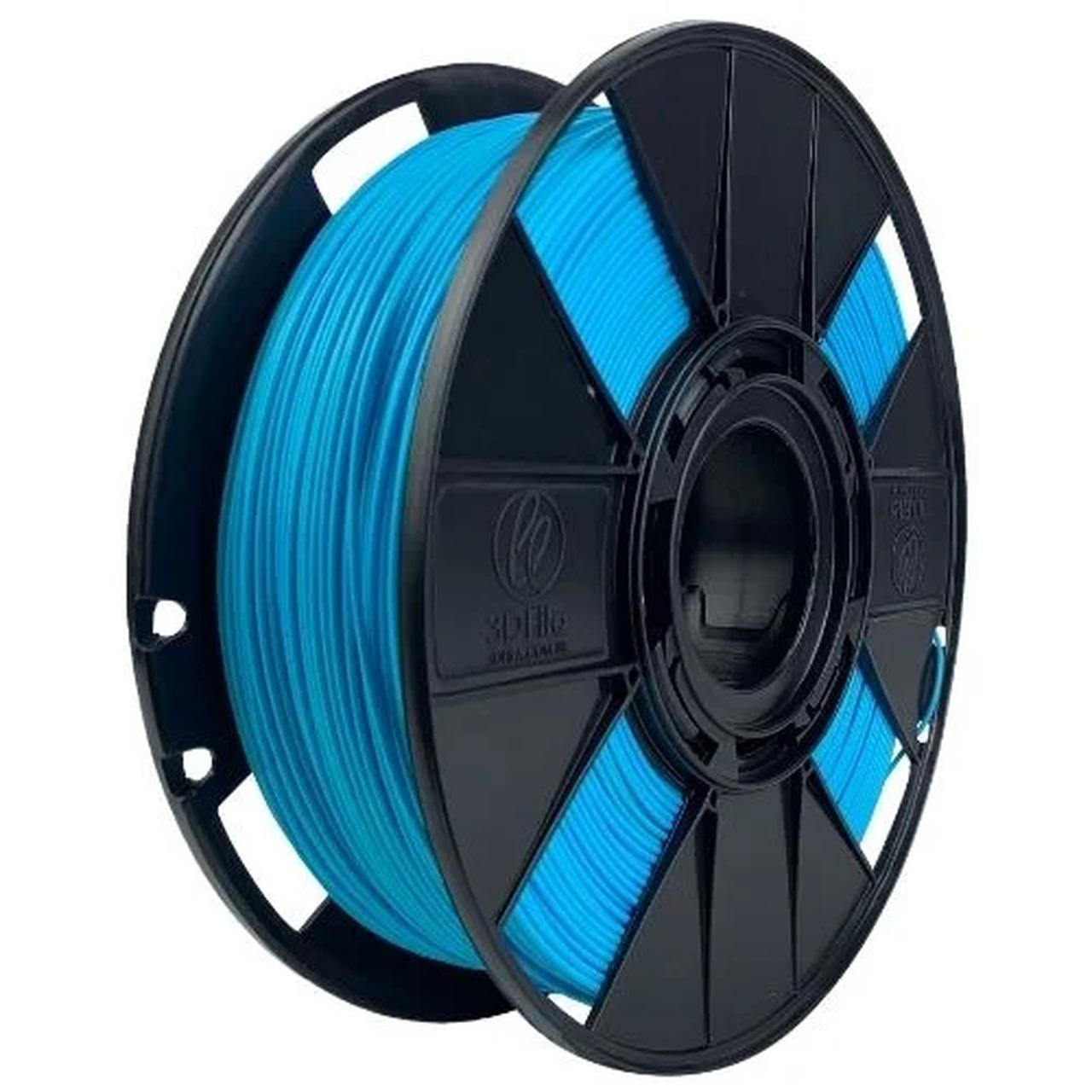 Filamento PLA Basic - Azul Claro - 3D Fila - 1.75mm - 1kg