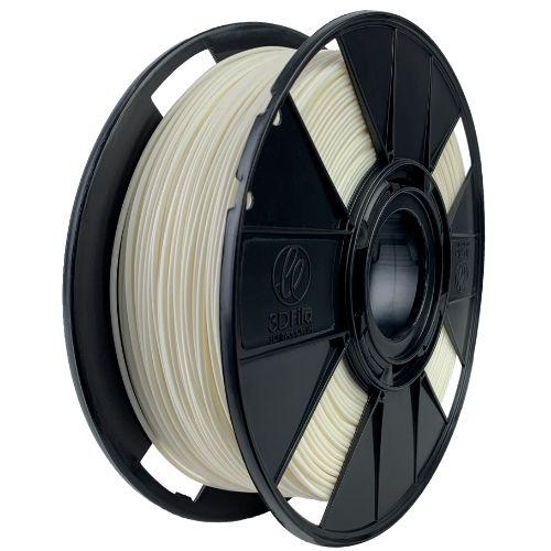 Filamento PLA Basic - Branco - 3D Fila - 1.75mm - 500g