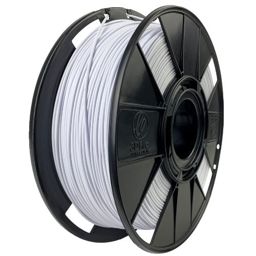 Filamento PLA Basic - Branco Gesso - 3D Fila - 1.75mm - 500g