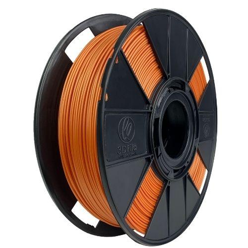 Filamento PLA Basic - Cobre - 3D Fila - 1.75mm - 500g