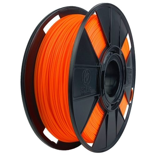 Filamento PLA Basic - Laranja - 3D Fila - 1.75mm - 500g