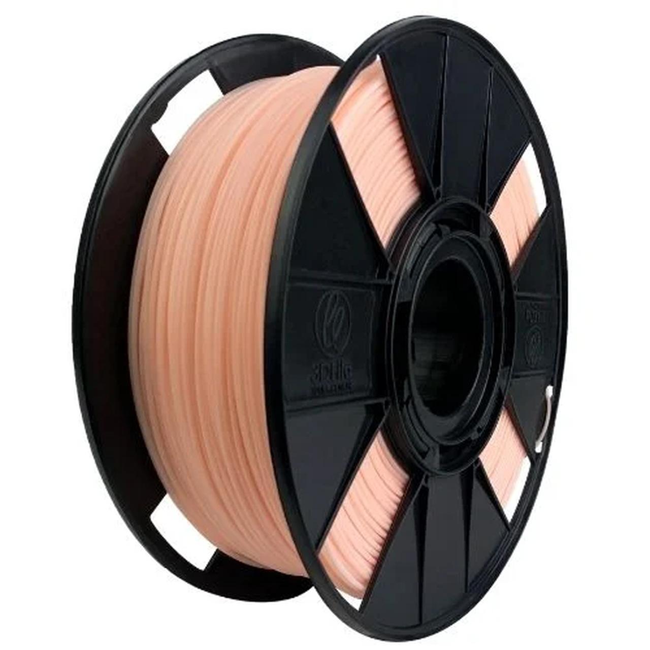 Filamento PLA Basic - Rosa Salmão - 3D Fila - 1.75mm - 1kg