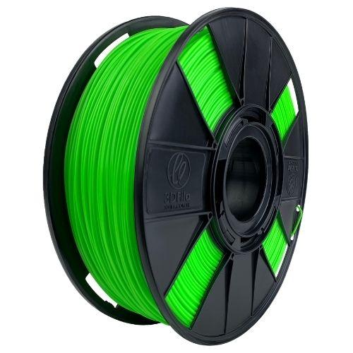 Filamento PLA Basic - Verde - 3D Fila - 1.75mm - 500g