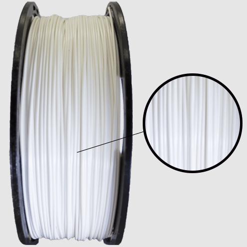 Filamento PLA - Branco - 3D Lab - 2.85mm - 1kg