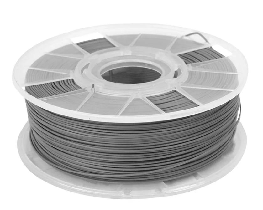 Filamento PLA - Cinza - Cliever - 1.75mm - 1kg + 1 Spray Fixador