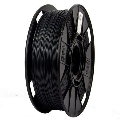 Filamento PLA EasyFill - Preto Shadow - 3D Fila - 1.75mm - 500g