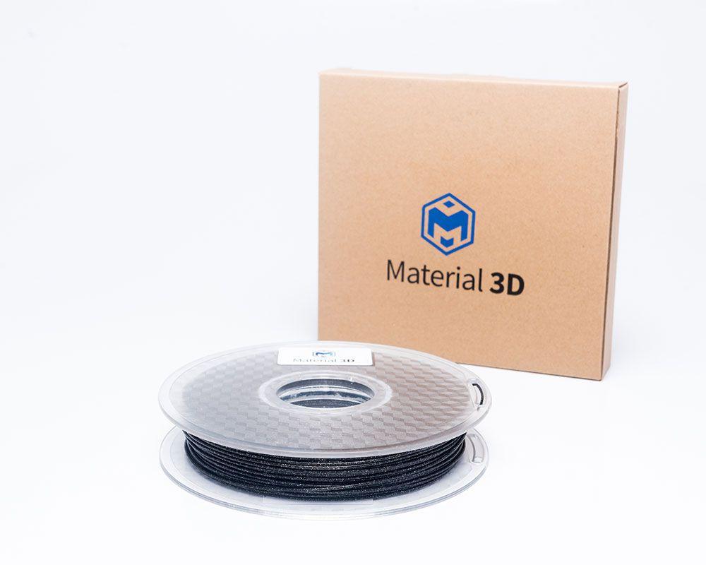 Filamento PLA - Galaxy Preto - Material 3D -  1.75mm - 500g