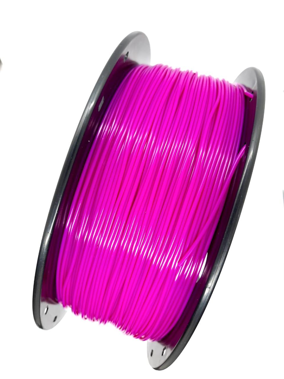 Filamento PLA - INGEO - Fúcsia - R3D - 1.75mm - 1kg