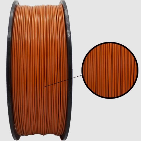 Filamento PLA - Laranja - 3D Lab - 1.75mm - 500g