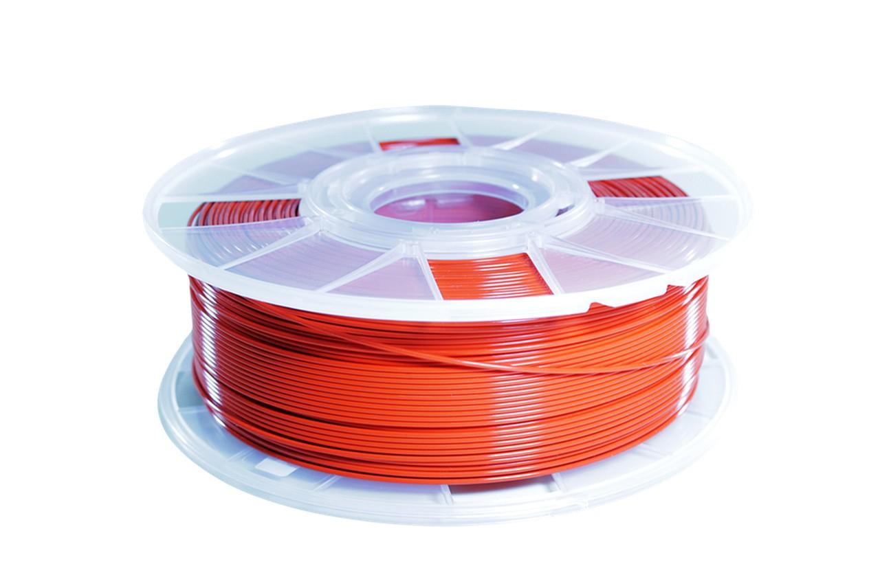 Filamento PLA - Laranja - Cliever - 1.75mm - 1kg + 1 Spray Fixador
