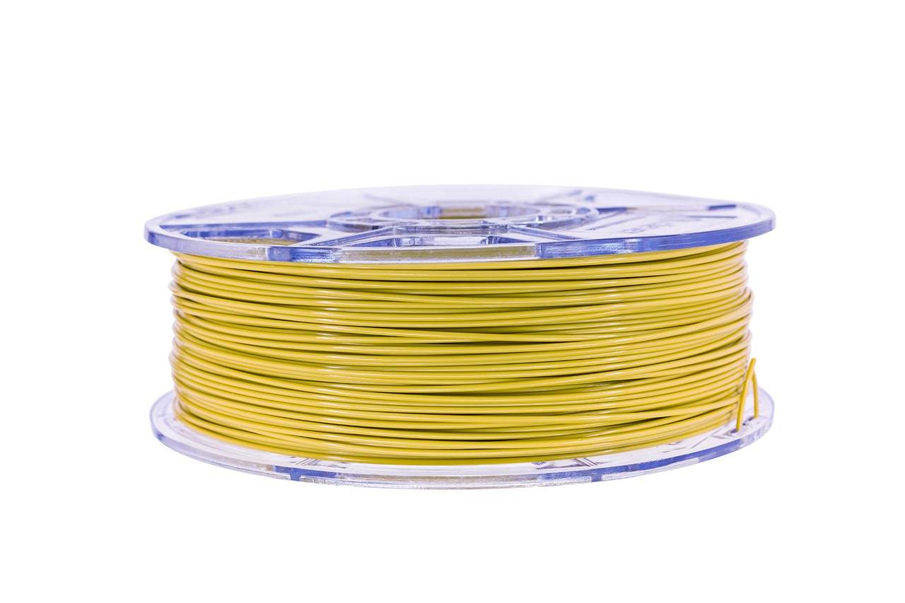 Filamento PLA - Marfim - Cliever - 1.75mm - 1kg