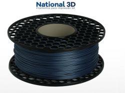 Filamento PLA Max - Azul Cobalto - National 3D - 1.75mm - 500g