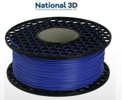 Filamento PLA Max - Azul Perolado - National 3D - 1.75mm - 500g